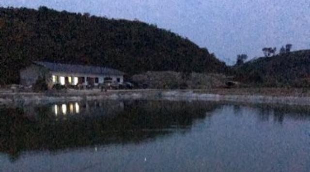 小坝洼庄村地图